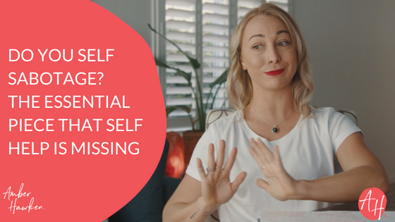 The Essential Piece That Self Help Is Missing